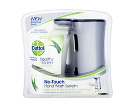 Dettol Healthy Touch no wash hand system